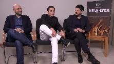 """Berlinale, Saviano: """"I ragazzi della 'Paranza' amano molto ma perdono tutto"""""""