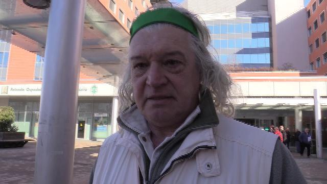 """Malore Bossi, il militante con la bici """"secessionista"""" in ospedale: """"Con lui emozioni indescrivibili"""""""