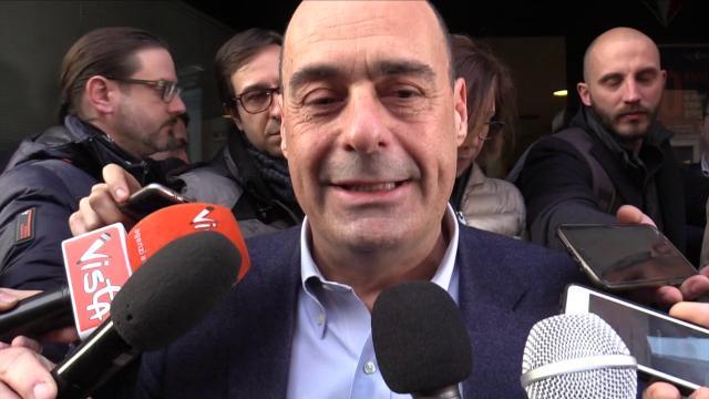 Autonomia, Zingaretti: ''Condivido appello di Sala, metodo non trasparente''