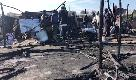 Rogo San Ferdinando: disperazione rabbia e rassegnazione tra i migranti dopo l'incendio