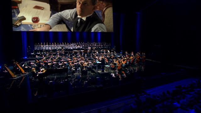 'Titanic Live', il film di Cameron su grande schermo con la musica dal vivo  - trailer