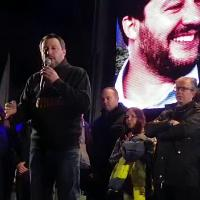 """Salvini a Castelsardo: """"Se siete contenti della situazione continuate a votare la sinistra"""""""