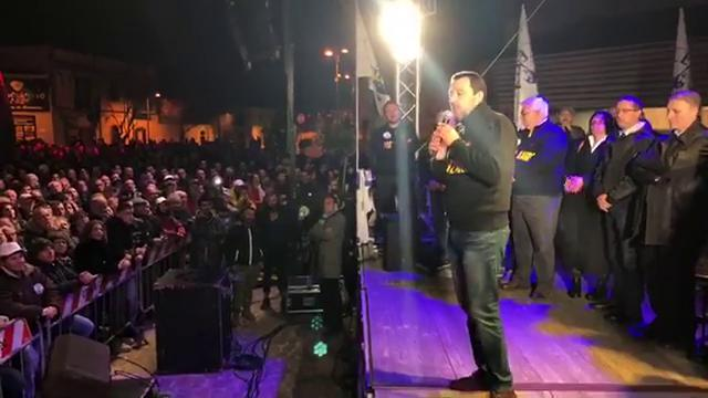 Salvini, la giunta dice no al processo