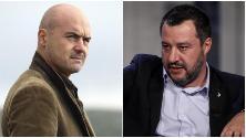 """Sora Cesira, Mahmood canta la rabbia di Salvini: """"Guarda Montalbano e perde il controllo"""""""