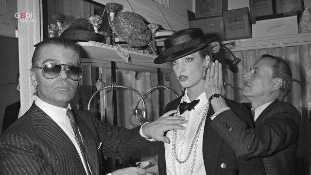 La bimba e Karl Lagerfeld: l'aneddoto sullo stilista scomparso è emozionante