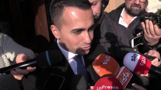 """M5S, Di Maio: """"Amministrative, ci serve nuova organizzazione per essere più competitivi"""""""