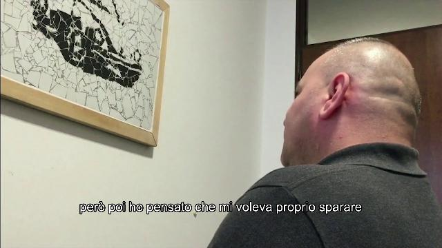 Angelo Peveri imprenditore spar ladro segue giovani disabili
