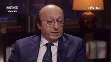 La confessione, Luciano Moggi: 'Wanda Nara? Un procuratore che fa danni'