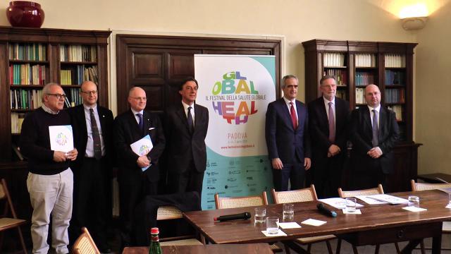 Presentato il Festival della salute globale: a Padova si discuterà di medicina, disuguaglianze, migrazioni