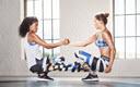 """""""Insieme si è più forti"""", allenati con un'amica: la nuova campagna Reebok"""
