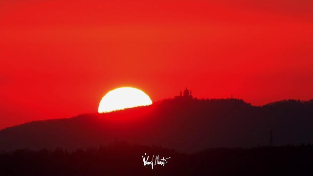 Torino, il sole si