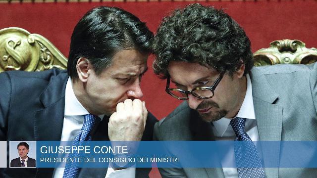 """Cantieri, Conte: """"Tutte le opere sono prioritarie"""""""