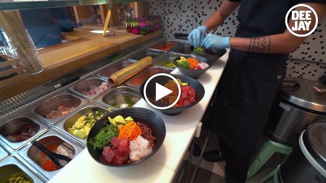 Cos E Il Poke Nuovo Food Trend Che Arriva Dalla Hawaii E Sta Superando Il Sushi Radio Deejay