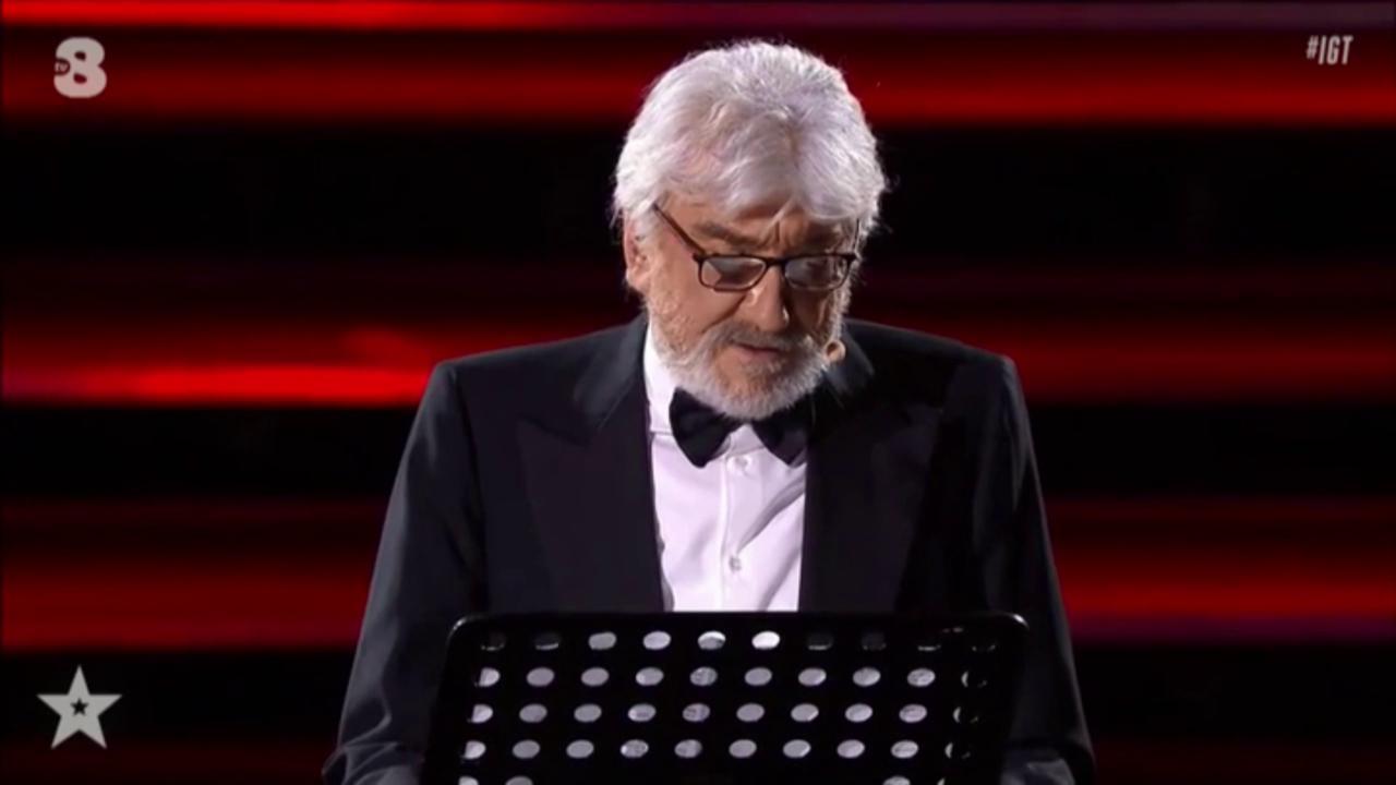 Italia's Got Talent, da Achille Lauro a Thegiornalisti: Gigi Proietti declama i brani delle 'canzoni di oggi' - la Repubblica