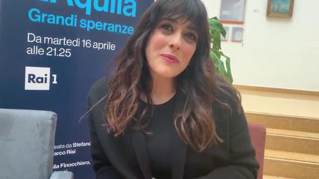 """Valentina Lodovini: """"Da L'Aquila ho imparato la fierezza"""""""