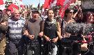 Torre Maura, gli antifascisti in piazza al grido di Simone: