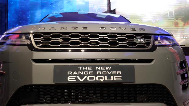 Evoque alla Milano Design Week