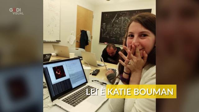 La prima immagine di un buco nero è merito di una ricercatrice Usa di 29 anni