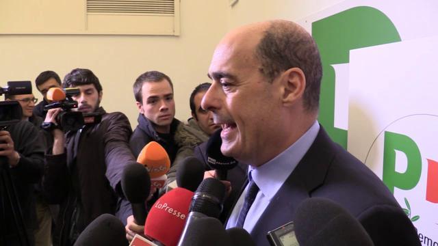 "Europee, Zingaretti: ""Con liste aperte Pd unico baluardo contro i nazionalismi"""