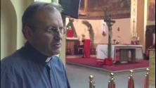 Tripoli, la Pasqua dei cattolici nella città in guerra