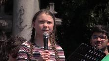 """Fridays for future, il discorso di Greta Thunberg: """"Prepariamoci, dovremo combattere per anni"""""""