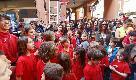 Il canto partigiano dei bambini a Bologna