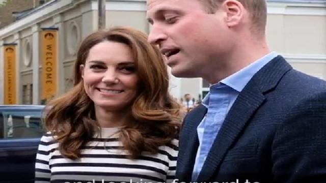 """""""Siamo assolutamente entusiasti"""", William e Kate parlano per la prima volta di baby Sussex"""
