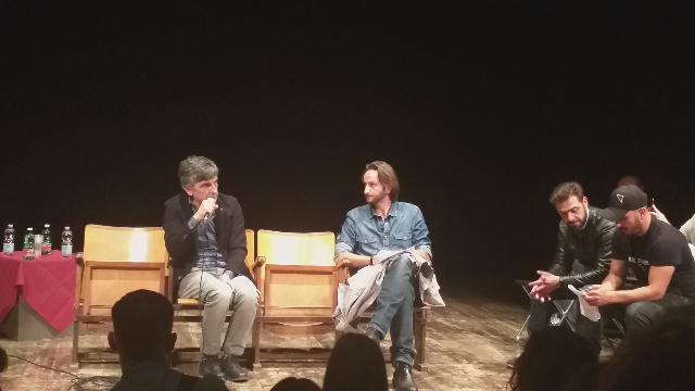 """Napoli, Salemme in scena al Nest: """"Mi manca il sogno comunista"""""""