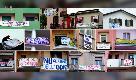 """""""I terroni non dimenticano"""" e i tanti altri striscioni per Matteo Salvini"""