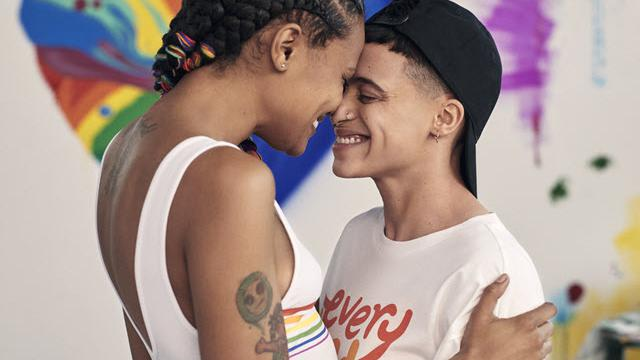 L'amore è per tutti, H&M dedica una collezione alle coppie LGBTQI