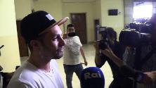"""Arresto Marco Carta, il cantante: """"Non sono stato io a rubare"""""""