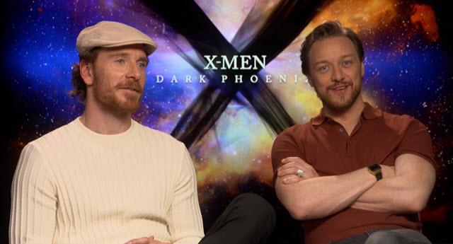 """X-Men, più potere alle donne. James McAvoy scherza: """"Mi piace, significa che abbiamo meno lavoro da fare"""""""
