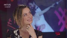 Andrea Delogu a Belve: 'Sono sicura che mio marito mi abbia tradito'