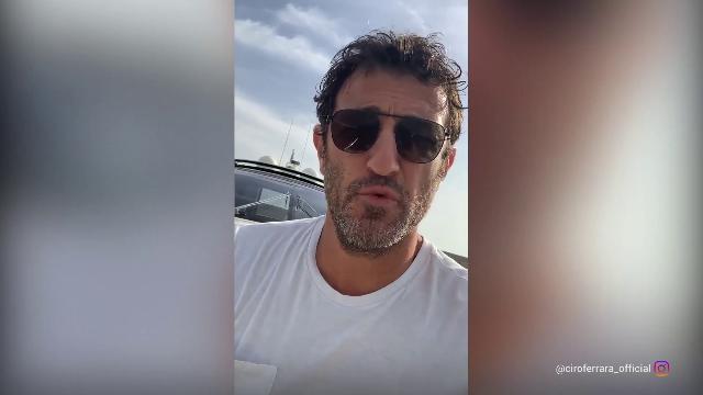 Fake news, annunciano la morte di Ciro Ferrara sui social: la replica dell'ex giocatore