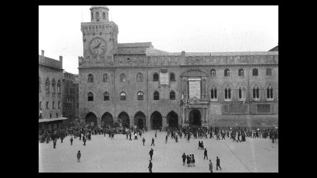 Bologna 21 aprile '45, foto inedite della Liberazione