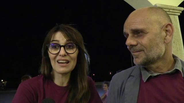 """Paola Cortellesi al fianco dei ragazzi del Cinema America: """"Diffondono cultura senza fare politica"""""""