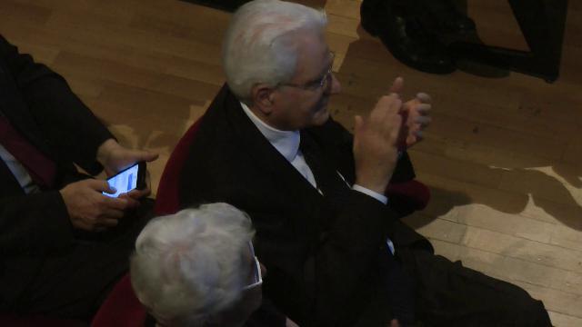 Olimpiadi 2026 a Milano-Cortina: Mattarella lo apprende durante il premio Ambrosoli