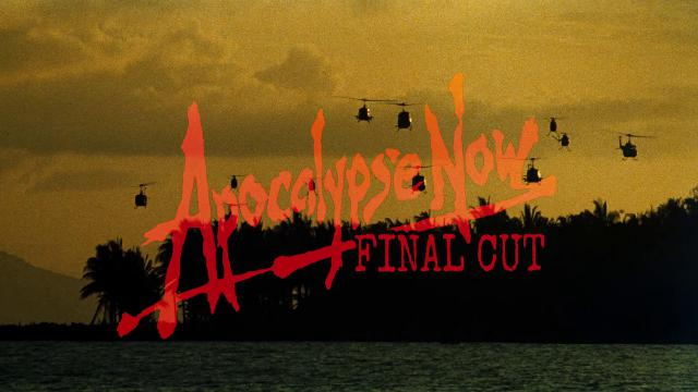 Image result for apocalypse now final cut