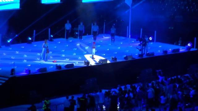 Cerimonia Universiade, il San Paolo diventa mare dell'accoglienza e dei diritti