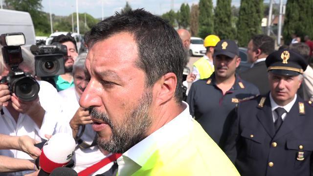 Tav, Salvini: