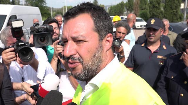 Caso Lega-Russia, Salvini: