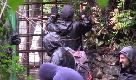 Marcia no Tav: i manifestanti sfondano a martellate cancello cantiere Torino-Lione