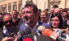 """Crisi, Salvini ricompatta i leghisti: """"Pronti a elezioni subito, sfido tutti. Anche Conte"""""""