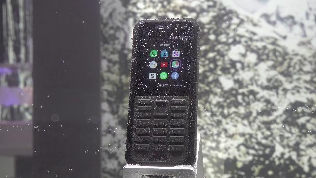 Ifa 2019, l'anti-smartphone di Nokia: il telefono 'militare' che resiste a tutto