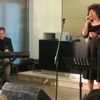 """Denise Gueye """"No potho reposare"""" alla presentazione del libro su Maria Carta"""