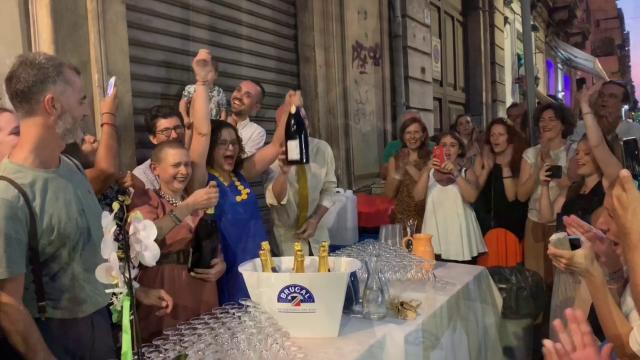 Catania, riapre la storica libreria Prampolini