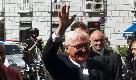 Napoli, accolto con un applauso il presidente tedesco Steinmeier