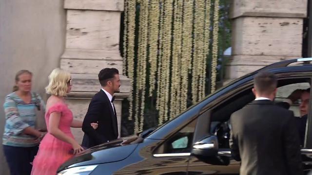 Ivanka Trump, Orlando Bloom e Katy Perry: sfilata di star a Roma per il matrimonio di Misha Nonoo