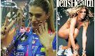 """L'addio al volley di Francesca Piccinini: i successi in campo e la """"tentazione"""" dello spettacolo"""