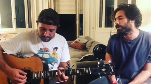 """Tommaso Paradiso canta il primo singolo senza Thegiornalisti: """"Non avere paura"""""""